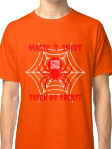 The Magic T-Shirt - Halloween Classic T-Shirt