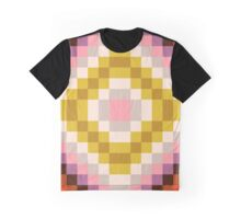 pixel art red Graphic T-Shirt