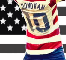 United States of Donovan Sticker
