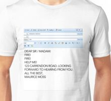 Calamity Moss Unisex T-Shirt