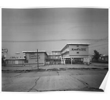 Knoll's Motel - Wildwood, New Jersey Poster
