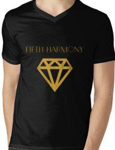 Fifth Harmony Diamond Mens V-Neck T-Shirt