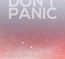 Don't Panic by peace-ter