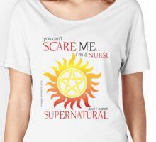 Supernatural Nurse Women's Relaxed Fit T-Shirt