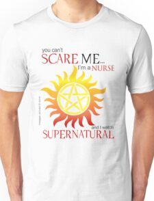 Supernatural Nurse Unisex T-Shirt