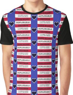 DARK HEART DEPLORABLE TRUTHER 1 Graphic T-Shirt