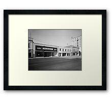 Gilmour's Appliances - Warren, Ohio Framed Print