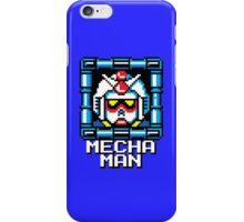 Mecha Man iPhone Case/Skin