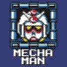 Mecha Man by Ratigan