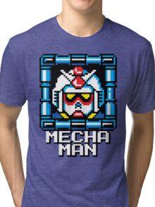 Mecha Man Tri-blend T-Shirt