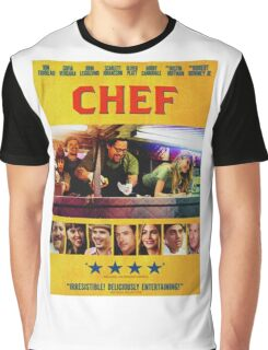 Chef Graphic T-Shirt