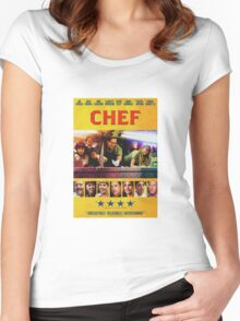 Chef Women's Fitted Scoop T-Shirt