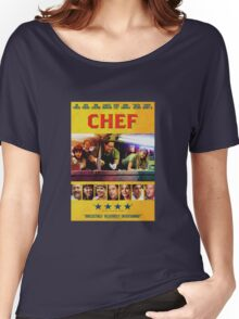 Chef Women's Relaxed Fit T-Shirt