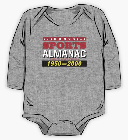 Biff's Almanac - Back to the Future One Piece - Long Sleeve