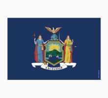 New York State Flag Kids Clothes
