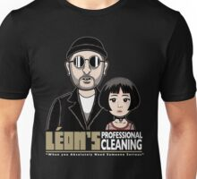 LEON's Professional Cleaning Unisex T-Shirt