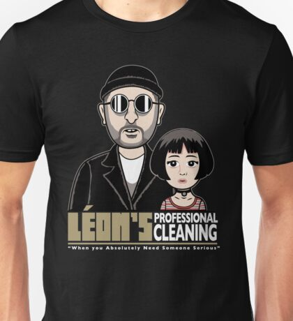 LEON's Professional Cleaning T-Shirt