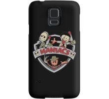 MANIACS! Samsung Galaxy Case/Skin