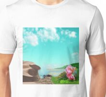 Waters in a dry place  Unisex T-Shirt