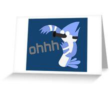 Mordecai Greeting Card