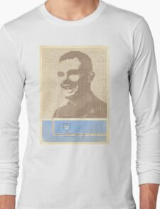 Alan Turing  Long Sleeve T-Shirt