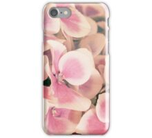 Pink Flowers are Beautiful [part 1] iPhone Case/Skin