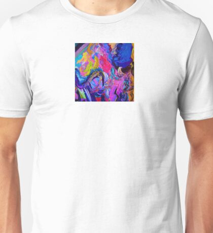 Abstract Viscosity Unisex T-Shirt