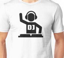DJ Turntables Unisex T-Shirt