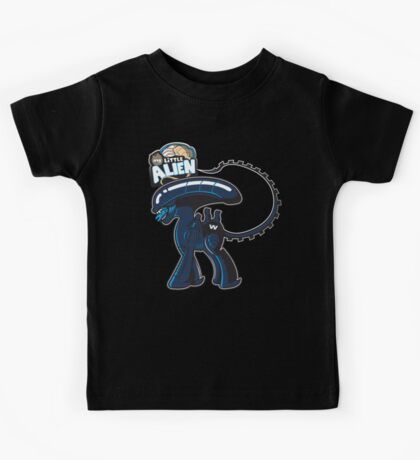 My Little Alien Kids Tee