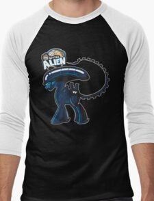 My Little Alien Men's Baseball ¾ T-Shirt