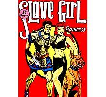Slave Girl Princess Photographic Print