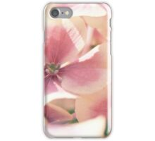 Pink Flowers are Beautiful [part 2] iPhone Case/Skin