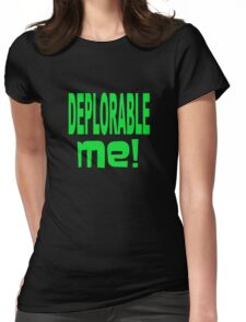 DEPLORABLE ME 1 Womens Fitted T-Shirt