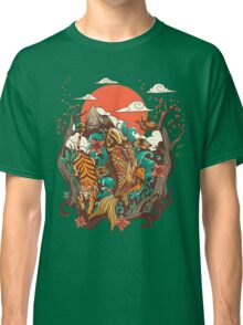 autumn sunset Classic T-Shirt