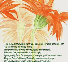 Passion in Prayer by Anne Gitto