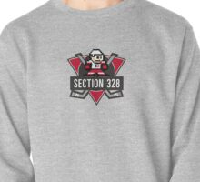Section328 Mega-Logo Pullover