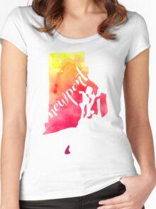 Newport Women's Fitted Scoop T-Shirt