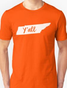 Y'all Tennessee Unisex T-Shirt