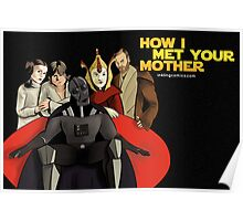 How I Met Your Mother Poster