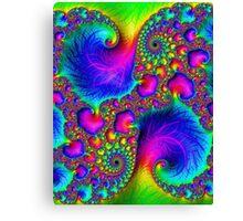 Tropical Vibrations Canvas Print