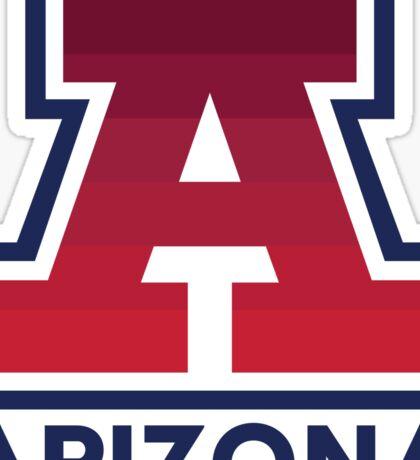 University of Arizona Sticker Sticker
