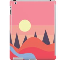 At the end of the day iPad Case/Skin