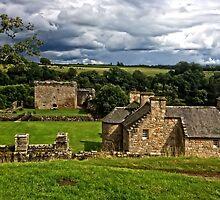 Craignethan Castle by Tom Gomez