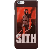 SITH iPhone Case/Skin