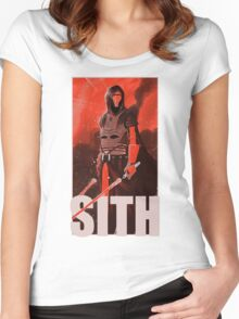 SITH Women's Fitted Scoop T-Shirt