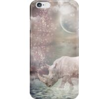 The Most Beautiful Have Known Defeat, Suffering, Struggle... (Rhino Dreams)  iPhone Case/Skin
