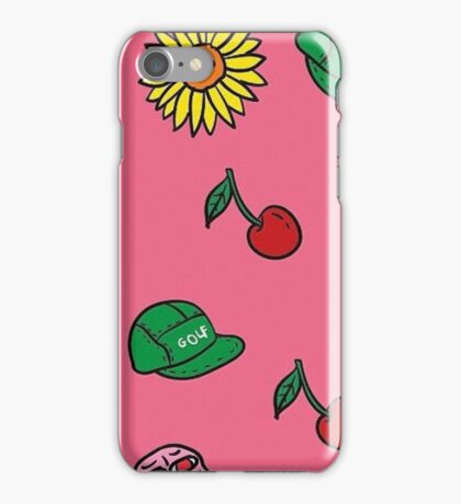 Tyler the Creator Cherry Bomb Art iPhone Case/Skin