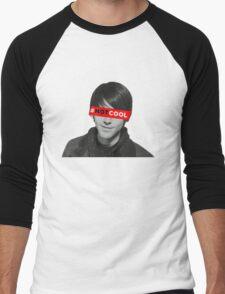 Shane Dawson's NOT COOL movie Men's Baseball ¾ T-Shirt
