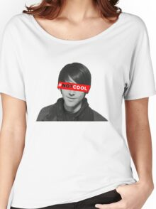 Shane Dawson's NOT COOL movie Women's Relaxed Fit T-Shirt