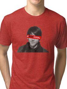 Shane Dawson's NOT COOL movie Tri-blend T-Shirt